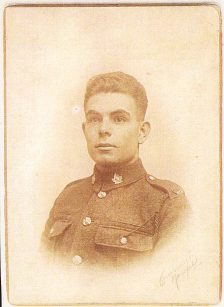Paul (Napoleon Charles) Sabourin. Canadian Forestry Corps in WW1