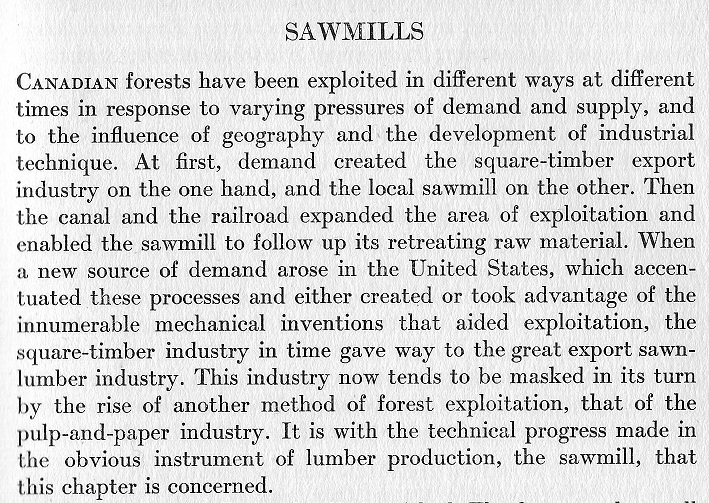 Sawmills from A.R.M.Lower, page 43