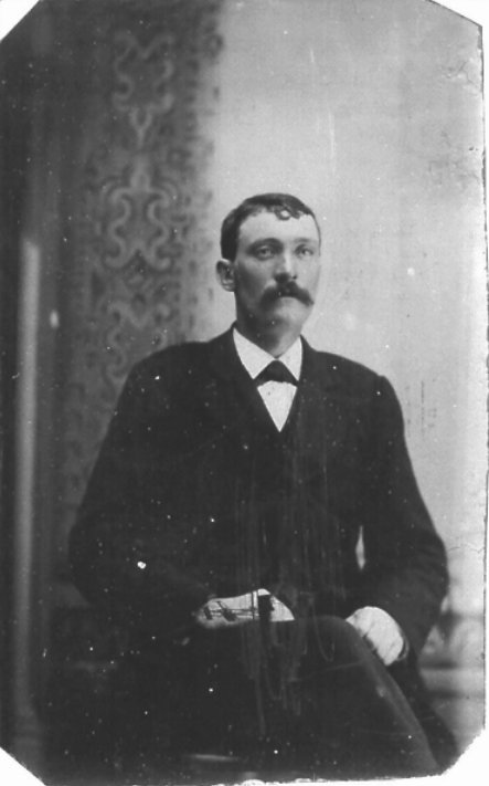 Francis Skeffington, as a younger man