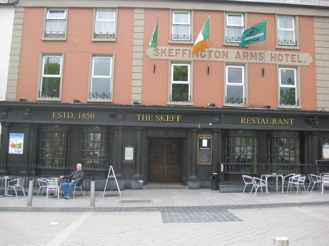 Skeffington Arms Hotel, Ireland