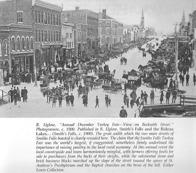 Smiths Falls Wide Main Street (Beckwith Street)