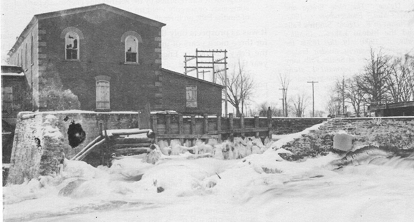Smiths Falls Electric Power House at Old Sly's
