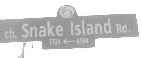 Snake Island Road, Osgoode Township, Ontario, Canada