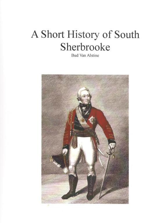 History of South Sherbrooke Township, Lanark County, Ontario, Canada