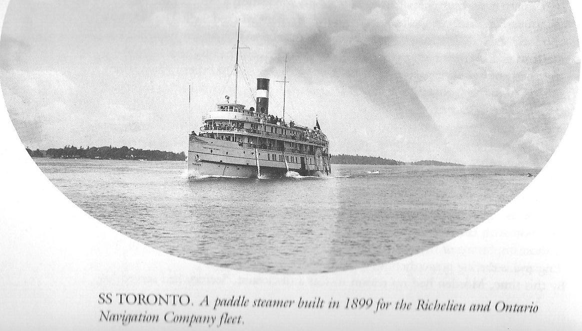 SS Toronto