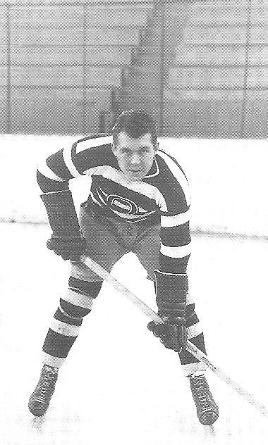 Harold Starr, Hockey Player, Ottawa, Ontario, Canada