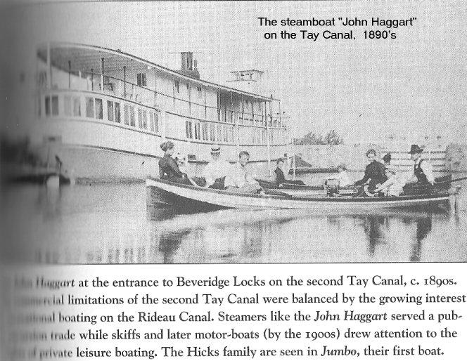 Steamboat John Haggart