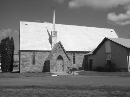 St. George's Anglican Church, Fitzroy Harbour, Ontario, Canada