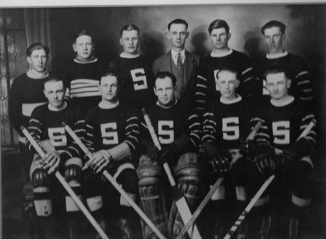 1927 Stittsville Hockey Team