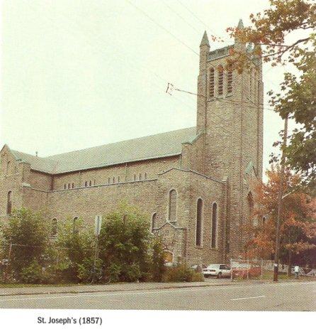 St. Joseph's Church, Sandy Hill, Ottawa, Ontario, Canada
