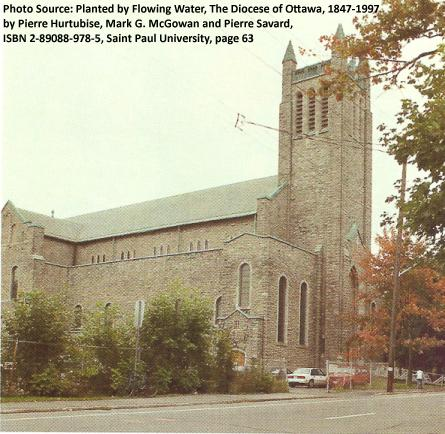 St. Joseph's Church, Ottawa, Ontario, Canada