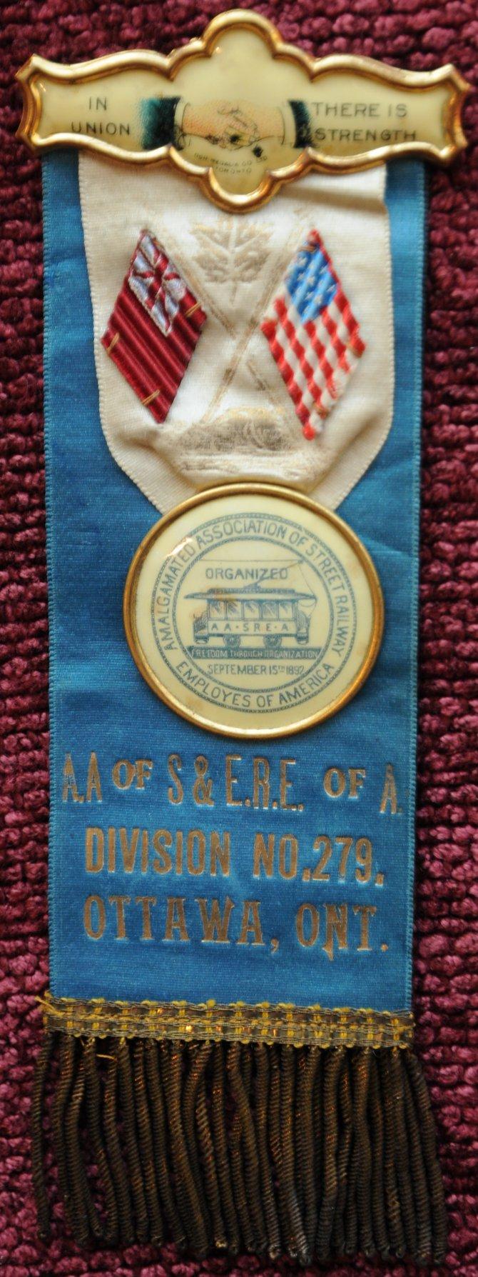 Amalgamated Association of Street Railway Employees of America, 1892