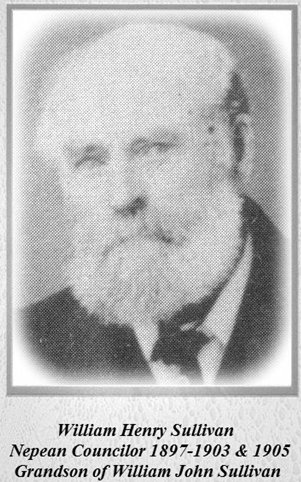 William Sullivan, Nepean Councillor