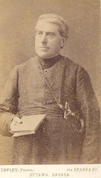 Father Tabaret, University of Ottawa