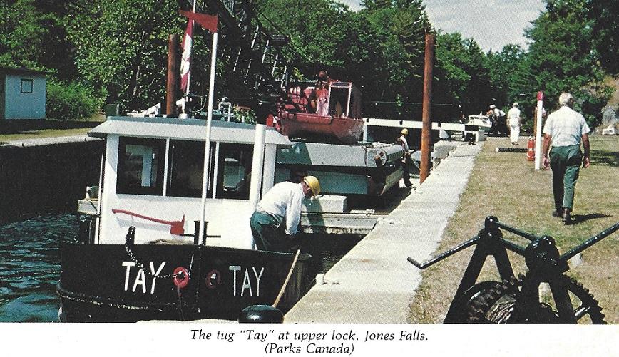 Tug Boat Tay