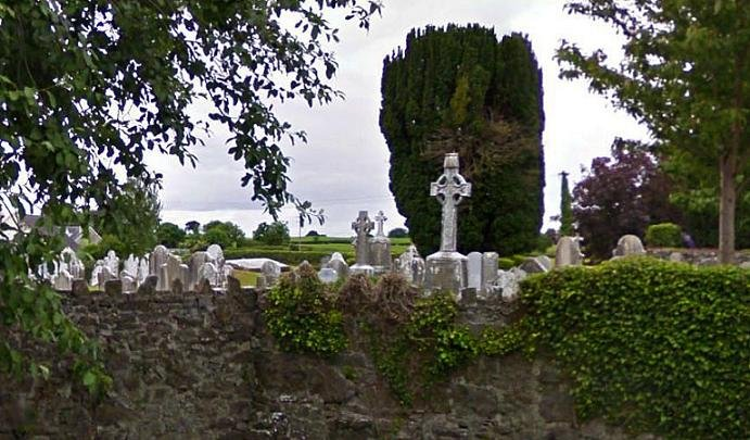 Terryglass, County Tipperary, Ireland, Old Catholic Cemetery