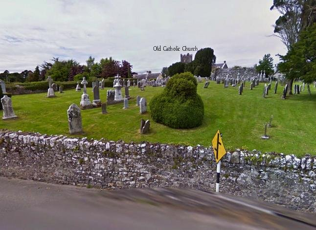 Terryglass, County Tipperary, Ireland, Old Catholic Church