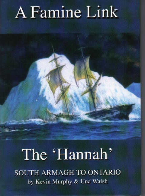 The Hannah -- Emigration from County Armagh, Ireland, to Ontario, Canada, c. 1850