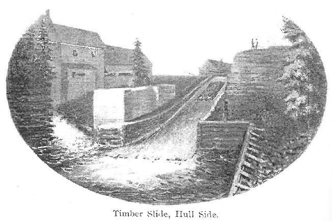 Timber Slide, Hull Side