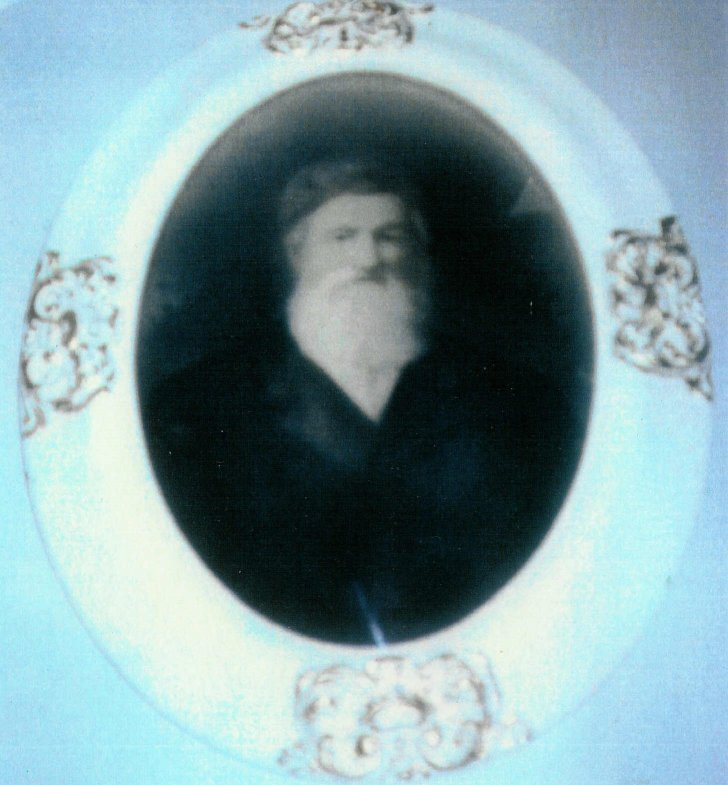 Photo of John Tracey / Tracy, c.1827-1917