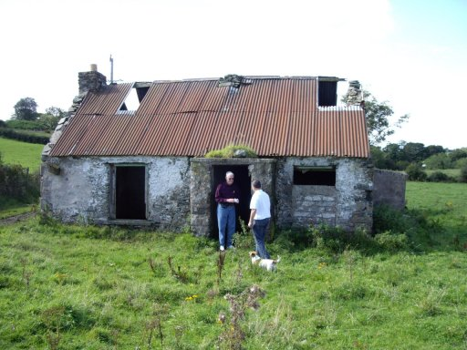 Trainor Homestead in County Armagh, Ireland