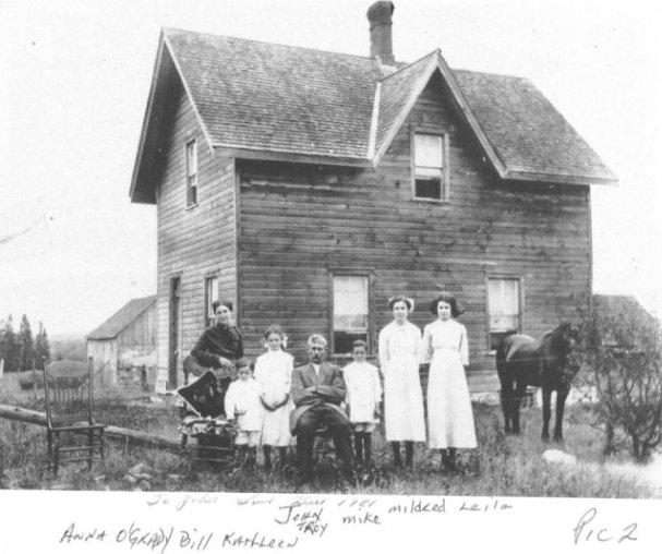 Thomas Troy Family Home, Nepean Township, Ottawa, Ontario, Canada