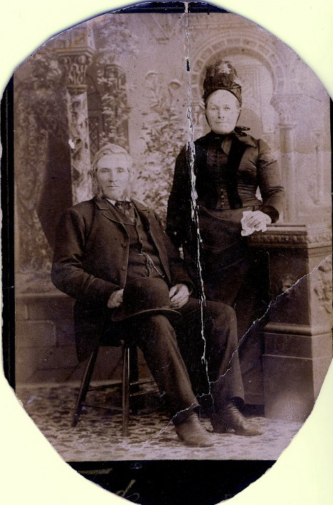 Unknown Picture: Troy family of Nepean, Ottawa, Canada ?