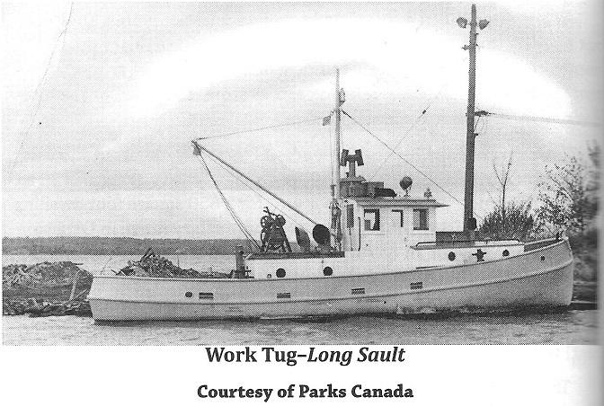 Tug Boat Long Sault