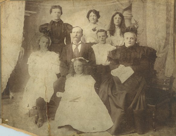 Varin Family, Late 1890s