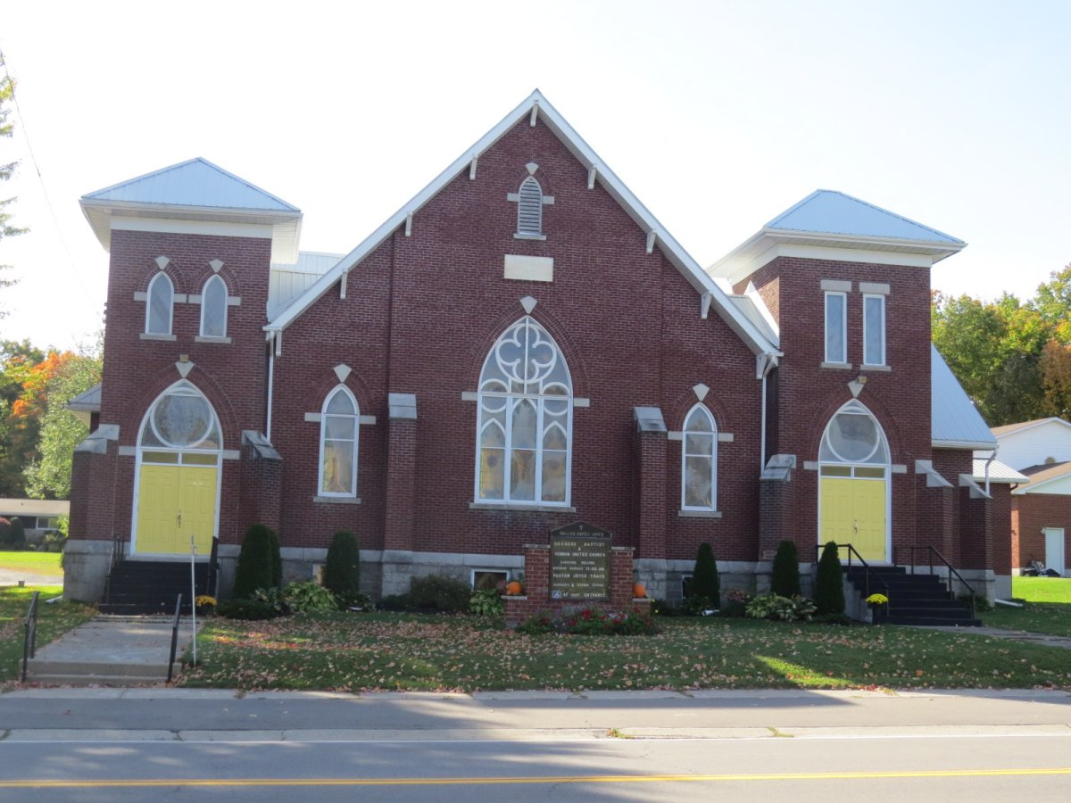 Vernon Baptist and United Church