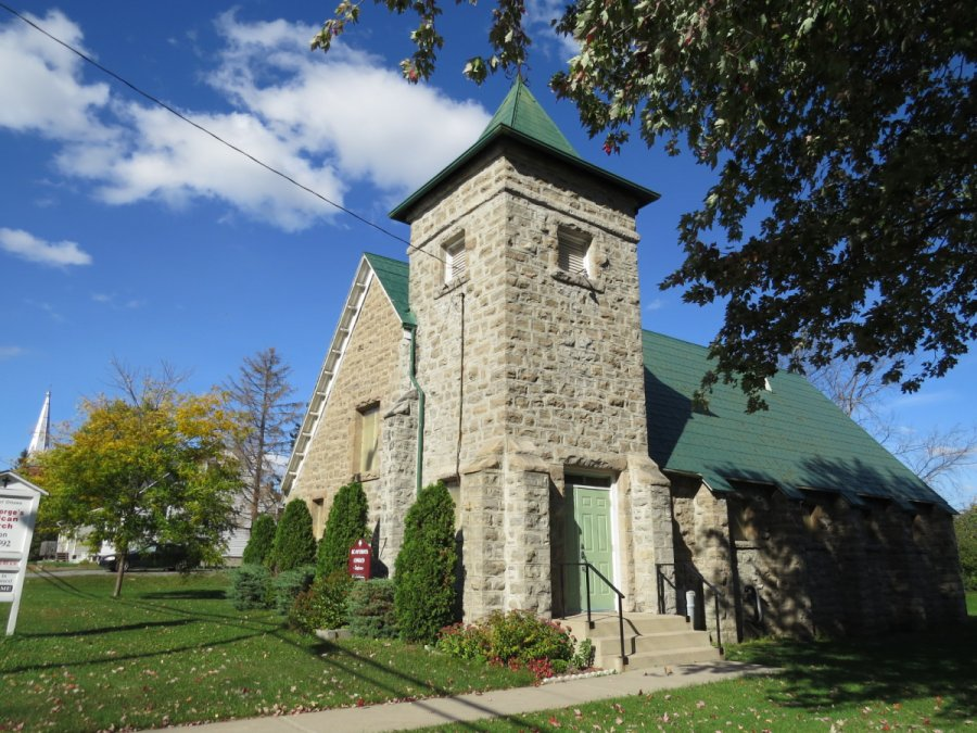 St. George's Anglican Church, Vernon, Ontario, City of Ottawa