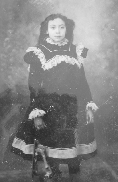 Picture of Maria Vincent, Aged 10