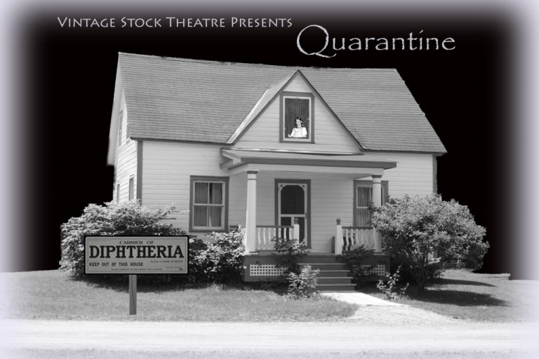 Vintage Stock Theatre Presentation, QUARANTINE