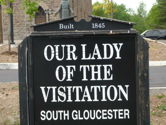 Our Lady of the Visitation Church, South Gloucester, Ottawa, Ontario
