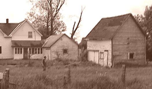 House and Blacksmith Shop of James WATT