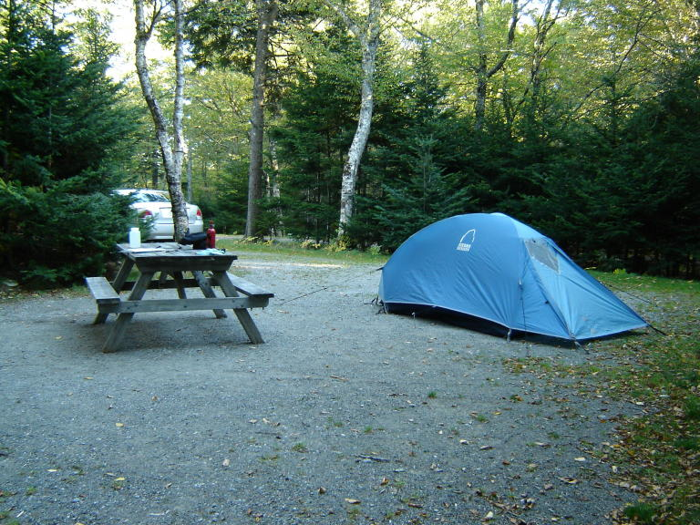 Bay Of Fundy Camping >> Ottawa To Fredericton Epilogue